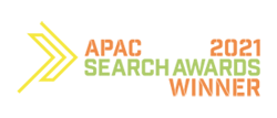 APAC Search Awards 2021 Winner
